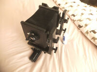 Horseman 5x4 Camera Kit £350 no offers