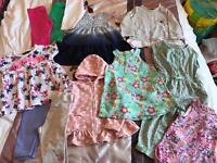 Girls bundle of clothes 1.5-2 years