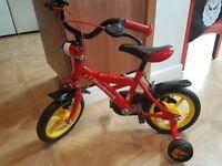 Bike 12&siren; boys