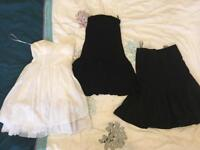 Ladies Petite Size 6 skirt/dress bundle 3 items