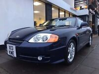 Hyundai Coupe 2.0 SE 3dr ONLY 76332 GENUINE MILES