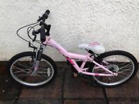 Apollo Kinx girl's bike