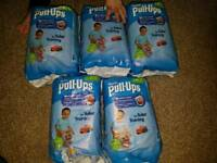 Huggies Potty Training pull ups size M 24-40lb