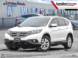 2014 Honda CR-V EX *NEW ARRIVAL* One owner vehicle, Full Serv...