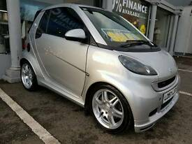 Smart fourtwo Brabus Exclusive Converible