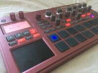 Selling Metallic Red Korg Electribe 2 Sampler - As New