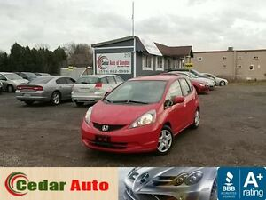 2013 Honda Fit LX - One Owner - Cruise Control