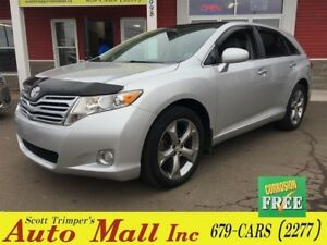 2011 Toyota Venza Touring/Alloys/Sunroof/Leather