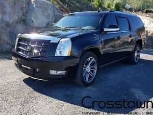 2013 Cadillac Escalade ESV NAVIGATION/HEATED AND COOLED LEATHER/