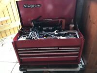 Snap On 6 drawer top box