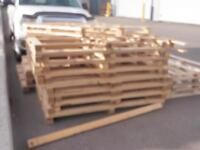 Pallets for Firewood