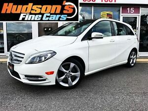 2014 Mercedes-Benz B-Class Sports - NAVI+BACK UP CAM+LANE ASSIST