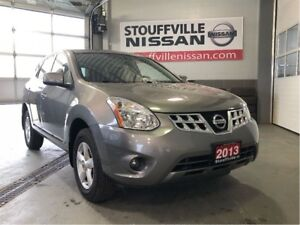 Nissan Rogue s special edition sunroof and alloy wheels 2013