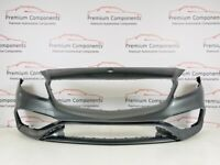 MERCEDES A CLASS AMG FACELIFT W176 GENUINE GREY FRONT BUMPER 2015-2018 [PC127]