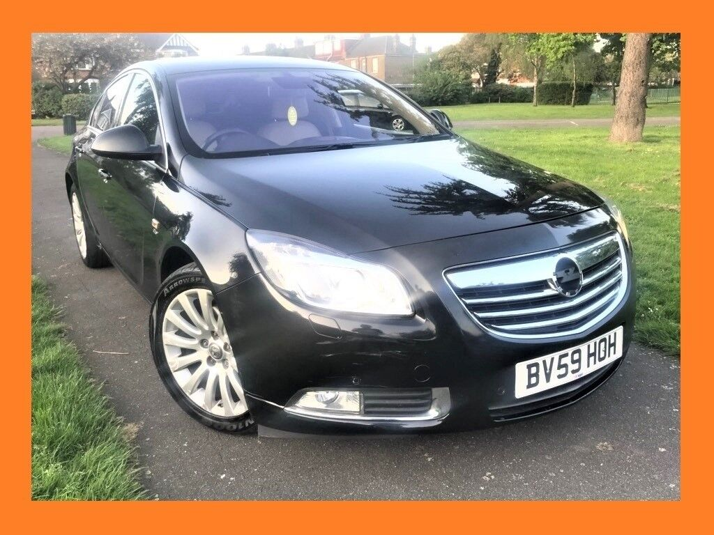 Vauxhall Insignia 2.0 i Turbo 16v Elite 5dr LEATHER SEATS +HPI CLEAR