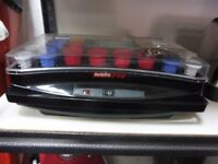 Babyliss pro heated hair curlers