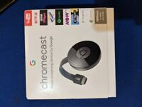 FOR SALE GOOGLE CHROMECAST