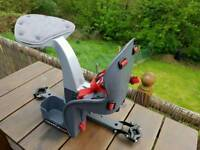 weeride kangaroo front child bike seat