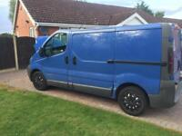 Renault trafic/Vauxhall Vivaro ****BREAKING FOR PARTS***