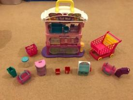 Shopkins Tall Mall and others