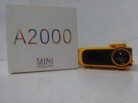 TransJee A2000 Mini Projector