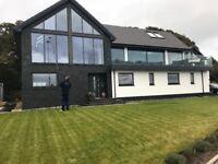 Window & Gutter cleaning Dunfermline Dalgety Bay Inverkeithing Rosyth Aberdour