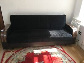 Sofa Bed Settee £100.00
