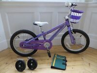 """Specialized Hotrock Bike 12"""" Purple. Immaculate Condition £90"""