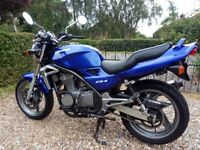 Kawasaki ER5 under 12000 genuine miles