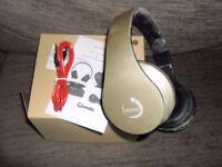 Jinchao Bluetooth Stereo Headphones