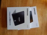 Samsung 850 EVO SSD 250GB Brand New in Box, MZ-75E250