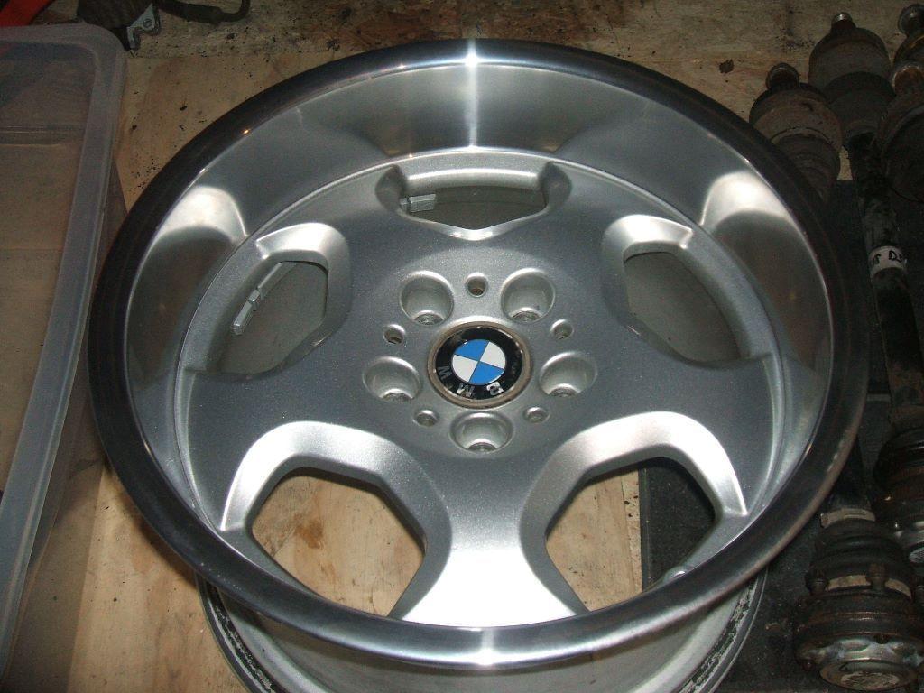 Bmw 17 Quot Alloy Wheels Rondal M Contours Staggered Split