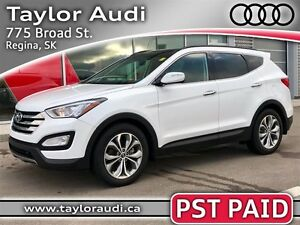 2014 Hyundai Santa Fe Sport 2.0T Limited, PST PAID, LEATHER, SUN
