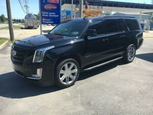 2016 Cadillac Escalade ESV Luxury Collection+TOIT+AWD+GPS