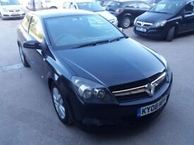 2008 Vauxhall Astra 1.6 i 16v SXi Sport Hatch 3dr 107k MILEAGE MOT-01/07/2019 **NEW CAM BELT**