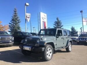 2014 Jeep Wrangler Unlimited Sahara 4X4