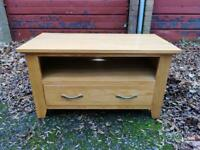 Beautiful Solid Oak Tv Unit