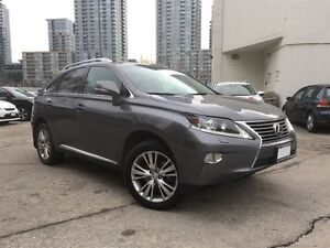 2013 Lexus RX 350 Touring Package with Navigation