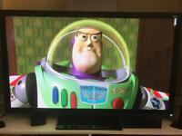"Panasonic Plasma 50"" HD Television TV"