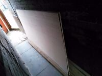 Plywood board sheets (smooth) 8ft x 4ft 9mm thick