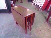 Drop Leaf Dining Table Available Delivery Available