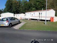 WILLERBY GRANGE 6-BERTH STATIC CARAVAN SITED IN CHUDLEIGH, DEVON