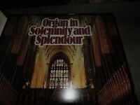organ in solemnity and spleandour 6 lp box set