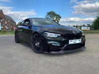 BMW M3 & M4 V STYLE FRONT SPLITTER CARBON FIBRE F80 F82 F83