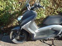 Yamaha Xmax wheel ,tyre,fork ,key,panel,engine,clutch light ,seat ,clocks ,speedo