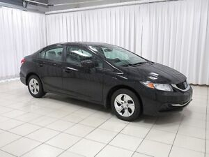 2015 Honda Civic 4 DOOR AUTO WITH A/C, POWER GROUP AND BACK UP C