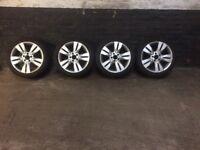 Mercedes C Class Wheels & Winter tyres