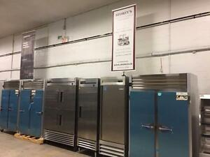 STOREYS RESTAURANT SUPPLY - NEW TRAULSEN 2 DOOR S/S COOLER American Made - IN STOCK!