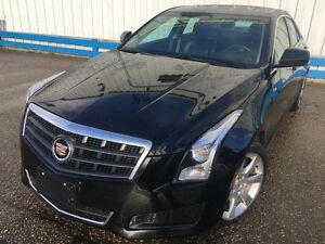2014 Cadillac ATS 2.0T *LEATHER-HEATED SEATS*