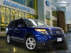 2015 Ford Explorer Limited LIMITED 4X4